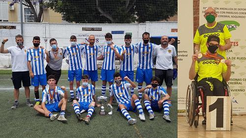 disport fc subcampio copa espanya futbol 7