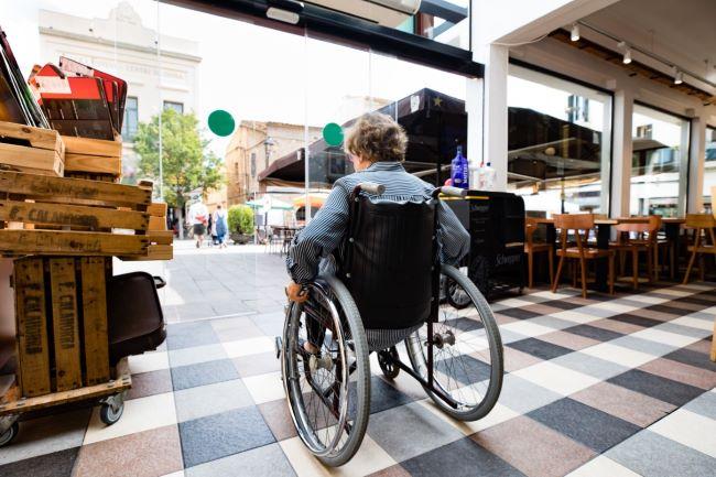 accessibilitat espais públics urbanitzats
