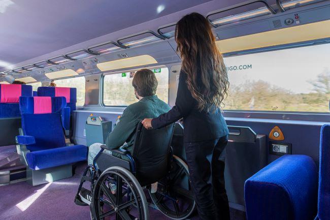 ouigo accessibilitat trens alta velocitat