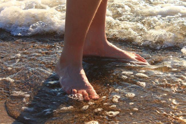 peus al aigua