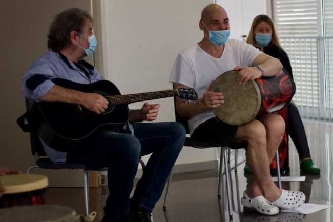 programa ritmes en companyia música salut mental
