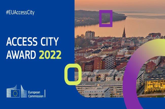 capital europea accessibilitat 2022