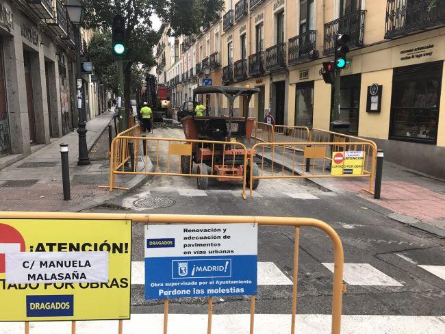obres accessibilitat carrers