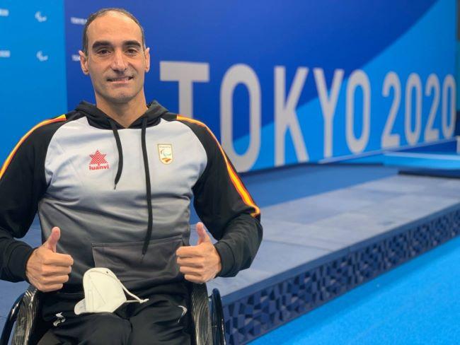 Miguel Luque Tokio 2020