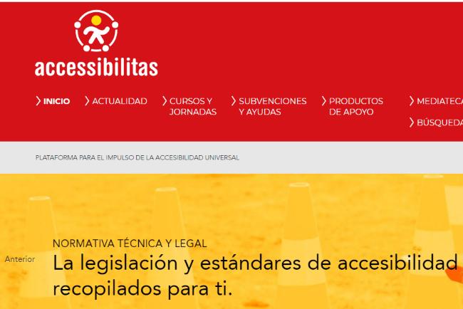 accessibilitas plataforma digital accessibilitat