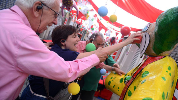 festa major de gracia inclusiva i accessible