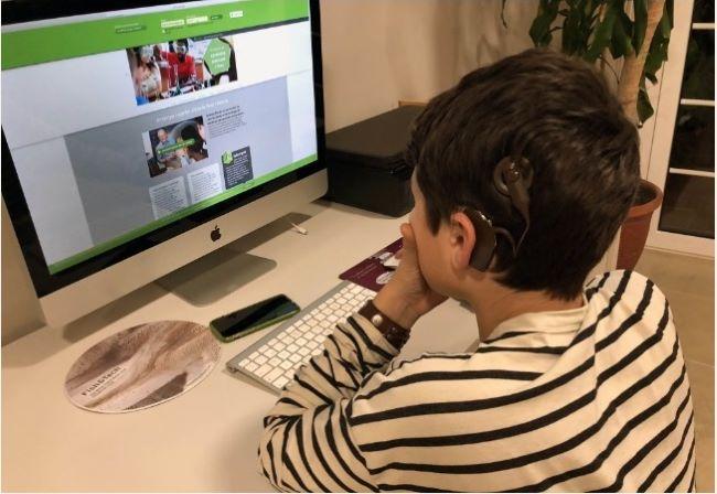 els alumnes sords necessiten bucle magnètic