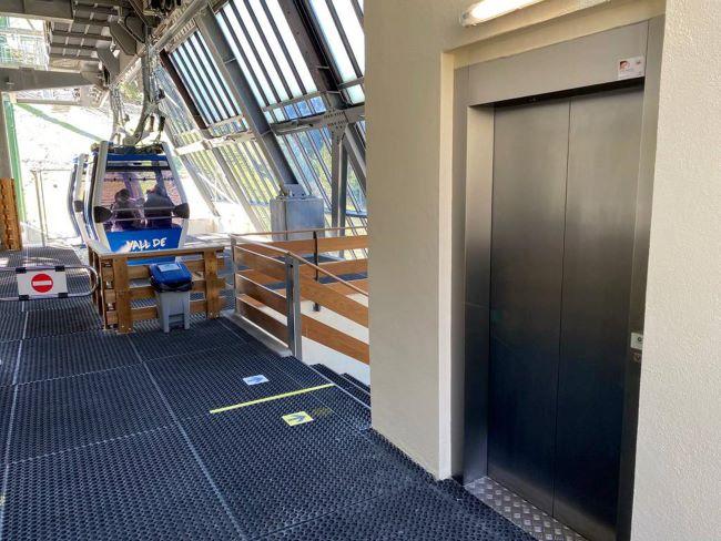 ascensor telefèric vall de núria
