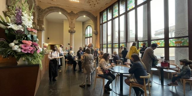 cafeteria teatre principal terrassa