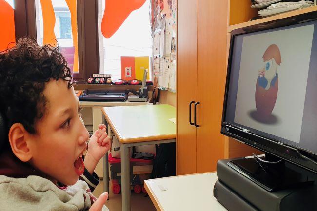 alumnes centres educació especial