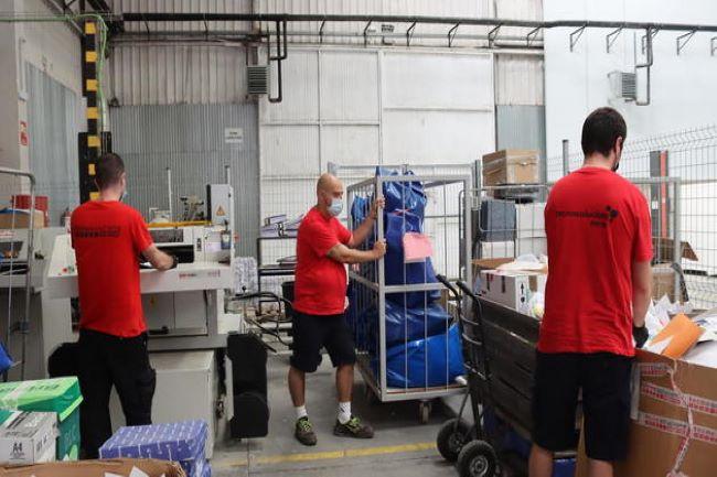 fundacio aspros servei de recollida de residus