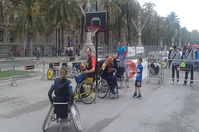 jornada inclusiva esport adaptat barcelona