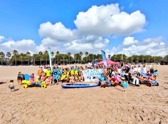 jornada padel surf onades inclusives tarragona