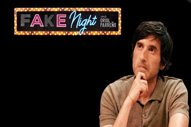 Oriol Parreño programa Fake Nitgh tv3
