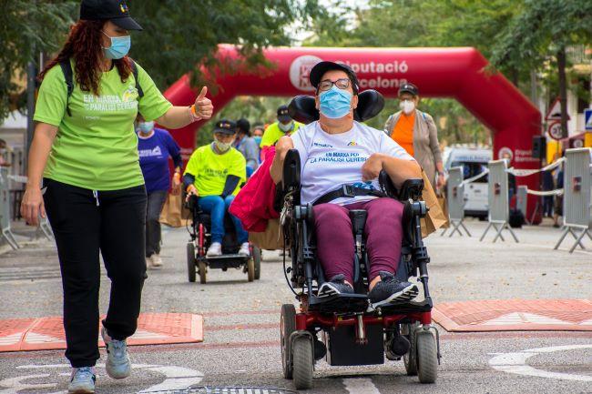 caminada popular paralisi cerebral 1