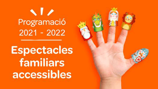 espectacles familiars accessibles barcelona