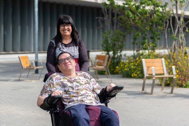 necessitats suport persones paralisi cerebral